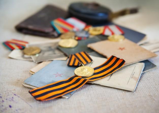 medaljer til fest
