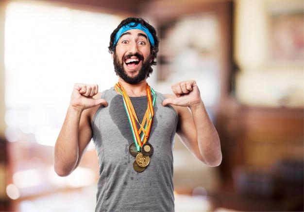 medaljer til stævne