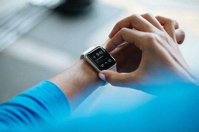 Smartwatch til herre