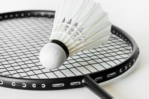Badminton-udstyr